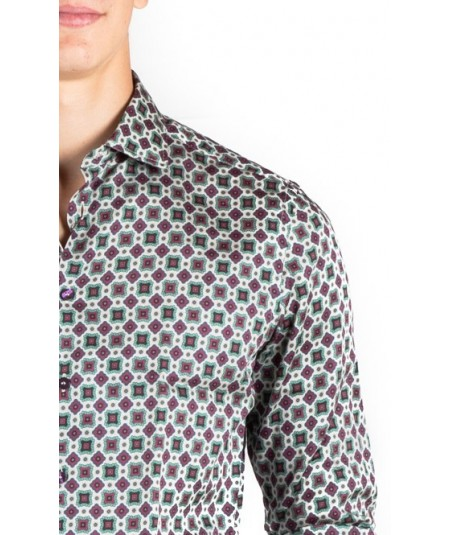 ETRO CAMICIA NEW WARRANT REGULAR FIT FANTASIA 12908 5798 2