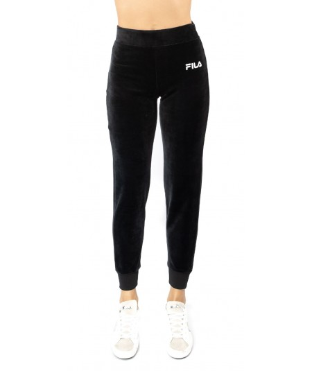 THE ROW PANTS IN CHENILLE 684247 BLACK