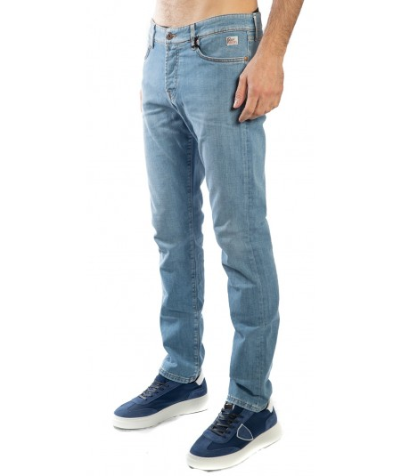 ROY ROGER'S 529 SUPERIOR DENIM STRETCH BAINE P19RRU000D1411192