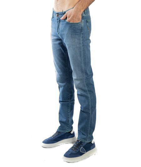 ROY ROGER'S 529 SUPERIOR DENIM STRETCH CLAR P19RSU000D1410726