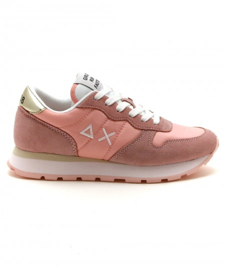 SUN68 RUNNING ADULT ALLY SOLID NYLON Z31201 PINK