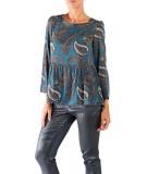 Shirtaporter Camicia in Blu