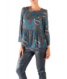Shirtaporter Camicia in Blue