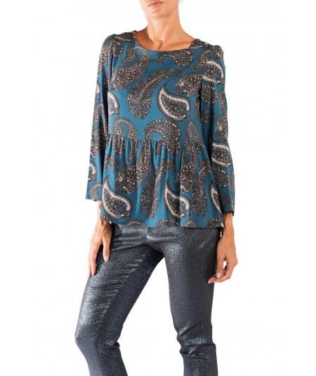 Shirtaporter blue shirt