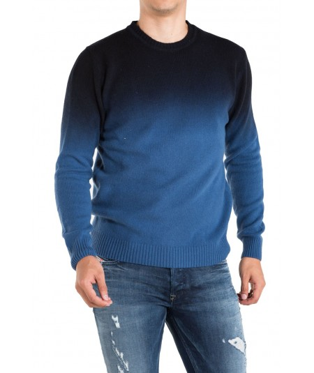 Bob Fancy sweater blue
