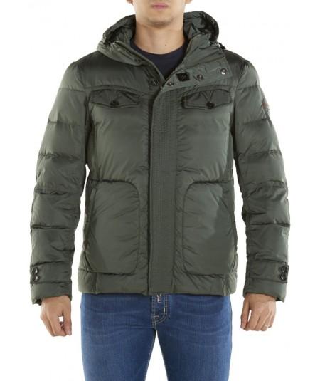Peuterey Down Bellagio Dark Green Jacket