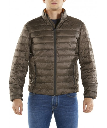 At. P.CO basic Brown down jacket
