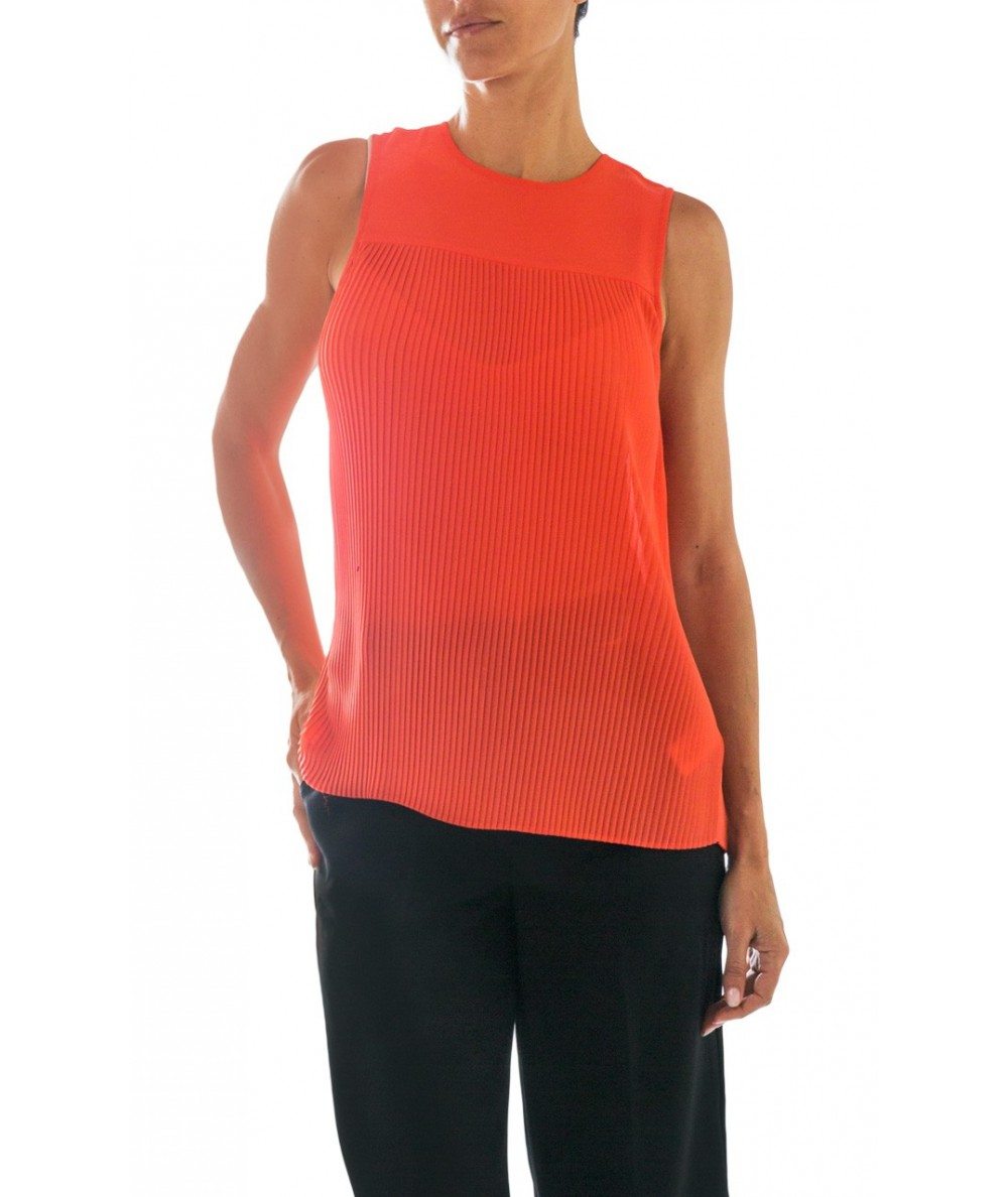Michael Kors camicia arancione