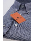 ETRO CAMICIA UOMO MANDY SLIM FIT