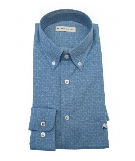 ETRO CAMICIA ANDY REGULAR FIT 16365/3243/0250